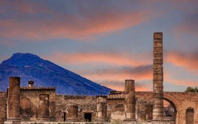 Pompei, Capri e Anacapri, Posillipo, il Vesuvio