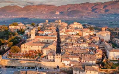 UMBRIA: Spello, Trevi, Montefalco, Bevagna